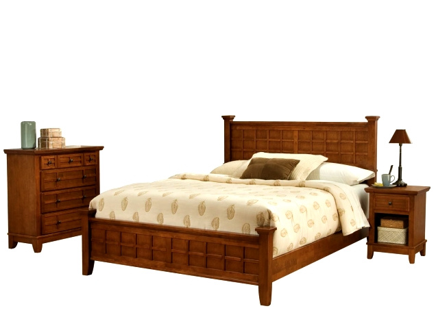 Mission Bedroom Sets