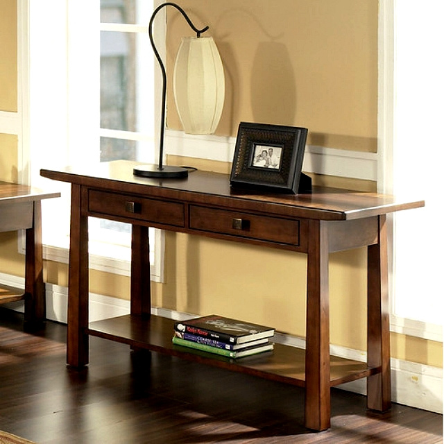 Living room furniture mission furniture craftsman for Arts and crafts sofa table