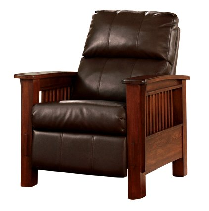 Mission Craftsman Leather Morris Recliner. View Images  sc 1 st  Living Room Furniture | Mission Furniture | Craftsman Furniture & Living Room Furniture | Mission Furniture | Craftsman Furniture islam-shia.org
