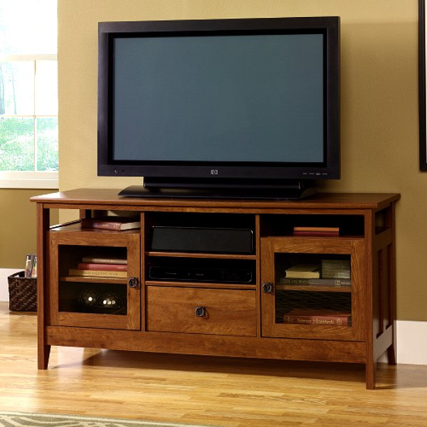 mission shaker oak entertainment center centers for flat screen tvs used solid 3 piece
