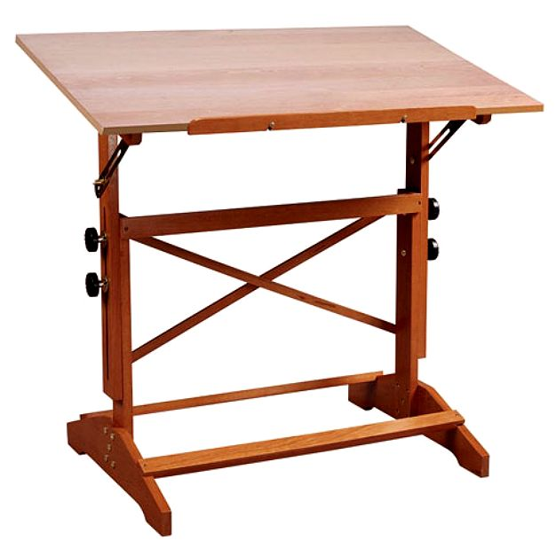 Classic Large Drafting Table. View Images
