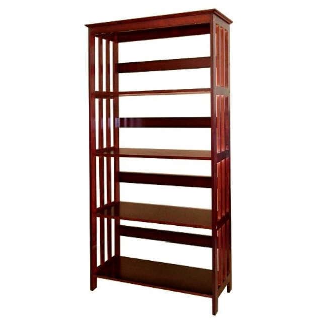 29 excellent craftsman style bookcases for Craftsman style bookcase plans