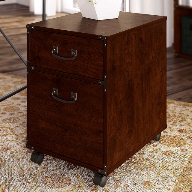 Mission Craftsman Reclaimed Cherry Storage File Cabinet $269.00