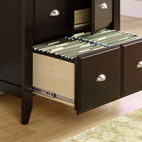black lateral filing cabinet 1