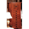 Quarter Sawn Oak Mission Craftsman Lingerie Chest