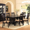 Mission Cappuccino 7pc Dining Set