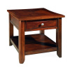 Cherry Craftsman Shaker Side End Table