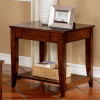 Cherry Shaker End Side Table