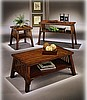 Solid Wood Ashley Mission Coffee Table