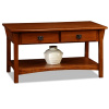 Mission Craftsman Solid Ash Coffee Table