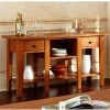 Shaker Cottage Mission Oak Console Table