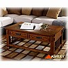 Craftsman Mission Style Oak Coffee Table