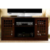 Mission Craftsman Espresso TV Console