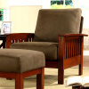 Craftsman Mission Morris Hardwood Chair