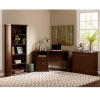 Mission Craftsman Antique Cherry 3pc Office Suite