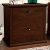 Mission Craftsman Antique Cherry Lateral File Cabinet