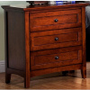Mission Craftsman Cherry Printer Stand Cabinet
