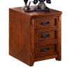 Mission Craftsman Oak File Cabinet
