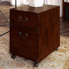 Mission Craftsman Reclaimed Cherry Storage File Cabinet