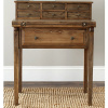 Shaker Craftsman Oak Secretary Desk
