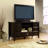Espresso Shaker Entertainment Center