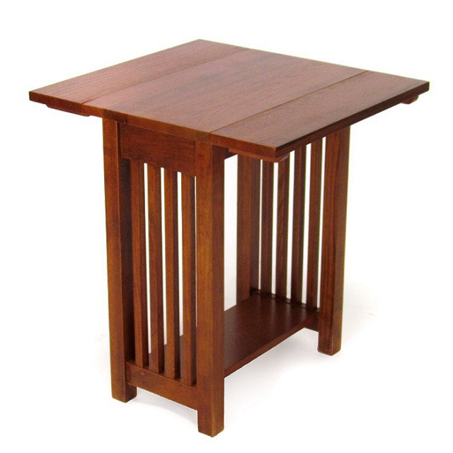 Craftsman Mission Shaker Oak Wood Table