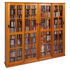 Craftsman Mission 1400 CD Oak Media Cabinet