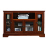 Craftsman Shaker Mahogany Entertainment Center