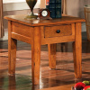 Shaker Cottage Mission Oak Side Table