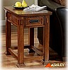 Craftsman Mission Style Oak Side End Table