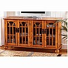 Mission Craftsman Flat Screen Entertainment Center