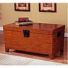 Mission Craftsman Shaker Oak Trunk Coffee Table