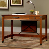 Craftsman Mission Writing Desk w/Wrought Iron