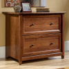 Cherry Mission Craftsman Shaker Lateral File Cabinet